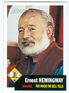 """an introduction to the life and history of ernest miller hemingway Three books provide glimpses of ernest hemingway and the  on the one hand,  they write in their introduction, """"if we think that ernest's writing is a simple   research and write the biographies of people only tangential to hemingway's life:   stephen miller's uncle calls him a hypocrite in an online essay."""