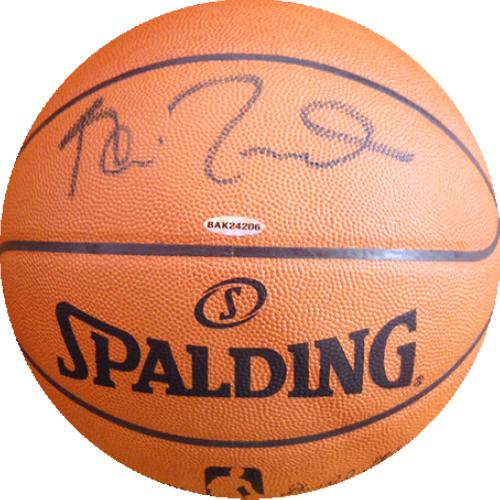 competitive price 69be5 5c663 Kevin Garnett autographed Basketball