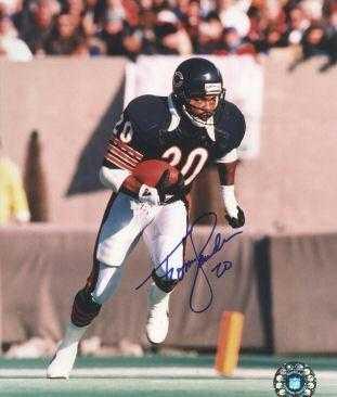 Thomas Sanders autographed 8x10 Photo (Chicago Bears)