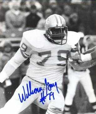 William Gay autographed 8x10 Photo (Detroit Lions)