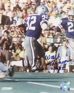 559723d3224 Walt Garrison autographed 8x10 Photo (Dallas Cowboys)