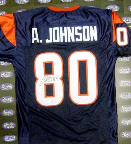 Andre Johnson autographed Jersey (Houston Texans) SIZE XL b701cc091