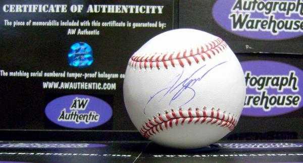 e7fd44e6a70 J.T. Snow autographed Baseball