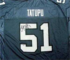 Lofa Tatupu autographed Jersey (Seattle Seahawks) 6c6a733d6