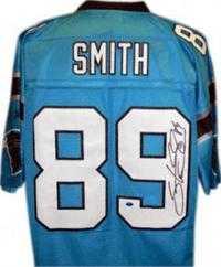 Steve Smith autographed Jersey (Carolina Panthers)