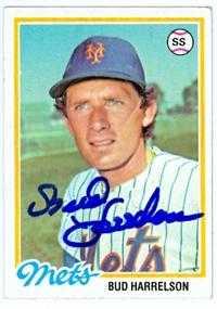 New York Mets 1978 Topps Baseball Card 403